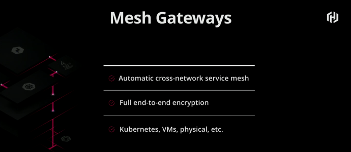 Consul Mesh Gateways